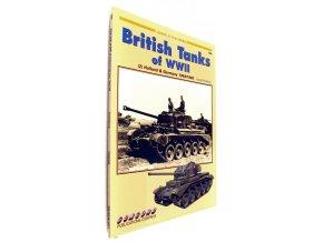 40 481 british tanks of wwii