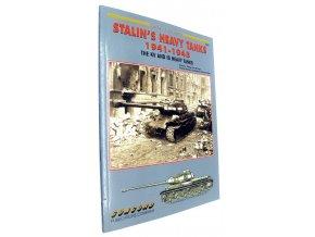 40 496 stalin s heavy tanks 1941 45
