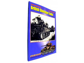 40 506 british sherman tanks