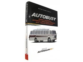 40 716 autobusy od r 1900 do soucasnosti