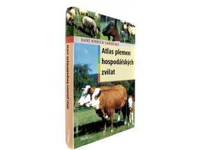 41 774 atlas plemen hospodarskych zvirat