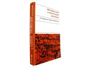 42 020 male dejiny ceske a stredoevropske psychologie