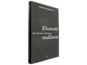 42 234 krestanska vzdelanost de doctrina christiana