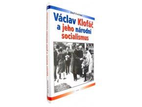 43 066 vaclav klofac a jeho narodni socialismus