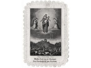 Matka boží na sv. Hostýně