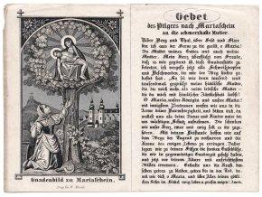 Gnadenbild zu Mariaschein