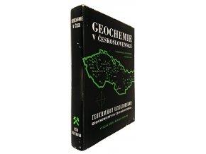 44 652 geochemie v ceskoslovensku