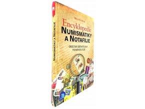 45 147 encyklopedie numismatiky a notafilie