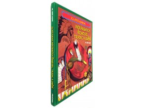45 183 zlata kniha indianskych remesel