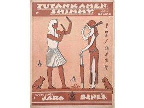 45 264 tutankamen shimmy