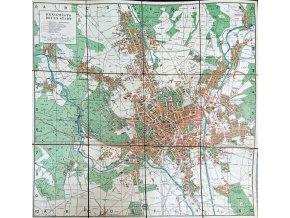 45 994 nejnovejsi situacni mapka mesta brna