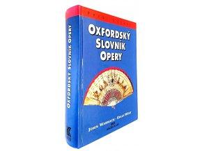 Oxfordský slovník opery