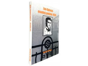Jan Opletal - osudný podzim 1939