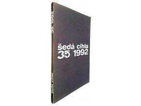 Šedá cihla 35/1992