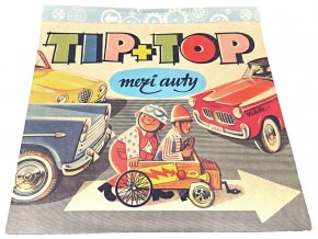 Tip + Top mezi auty