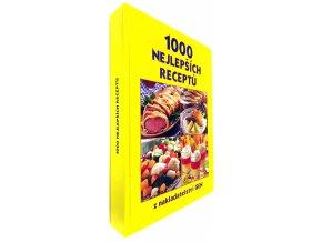 1000 nejlepších receptů z vydavatelství Gen