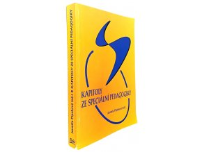 Kapitoly ze speciální pedagogiky