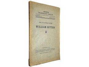 William Ritter