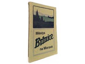 Městys Brtnice na Moravě