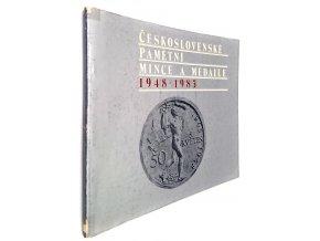 Československé pamětní mince a medaile 1948-1983