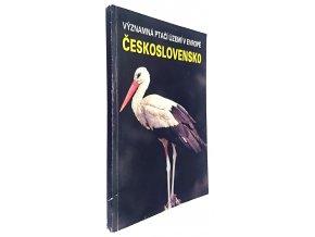 Významná ptačí území v Evropě: Československo