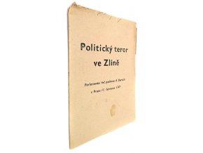Politický teror ve Zlíně
