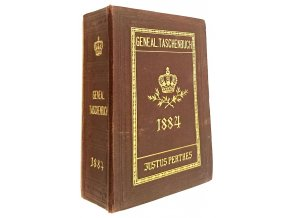 Gothaisches Genealogisches Taschenbuch 1884