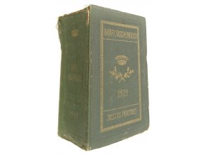 Gothaisches Genealogisches Taschenbuch 1919