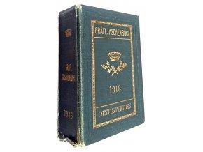 Gothaisches Genealogisches Taschenbuch 1916