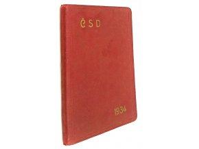 ČSD 1934