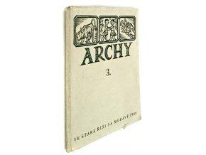 3. Archy k Velikonocům 1946