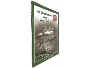 The Czechoslovak Army 1945-1954