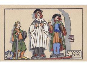 St. Yves de Vérité
