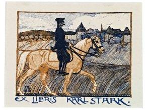 Ex libris Karl Stark