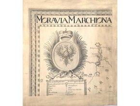 Vischerova mapa Moravy