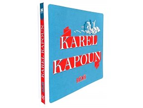 Karel Kapoun: básník
