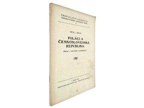 Poláci a Československá republika