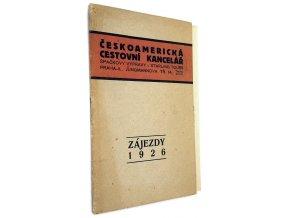 Českoamerická cestovní kancelář