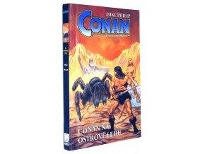 Conan na Ostrově ledu