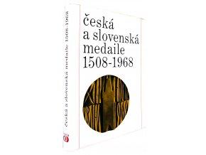 Česká a slovenská medaile 1508-1968