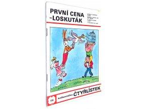 První cena - Loskuták - Čtyřlístek č. 110