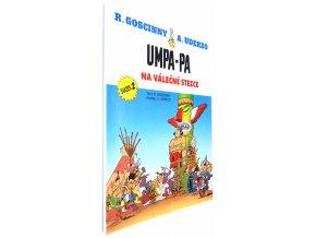 Indián Umpa-Pa 02: Umpa-pa na válečné stezce