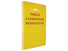 Proces s kardinálem Mindszentym