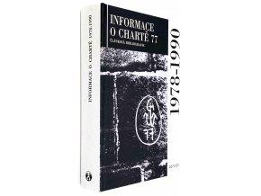 Informace o Chartě 77 1978-1990