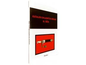Katalog chladných zbraní III. říše.