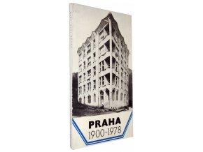 Praha 1900-1978