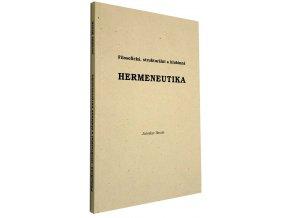 Filosofická, strukturální a hlubinná hermeneutika