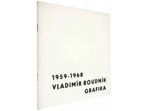 Vladimír Boudník 1951-1966