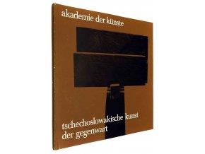 Tschechoslowakische Kunst der Gegenwart