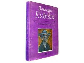 Bohumil Kubišta : korespondence a úvahy